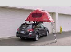 Yakima [] SkyRise Rooftop Tent [] Installation YouTube