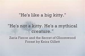 13 Quotes from Zaria Fierce and the Secret of Gloomwood ...