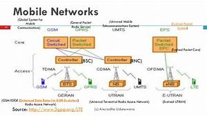 Communications Service Provider Networks