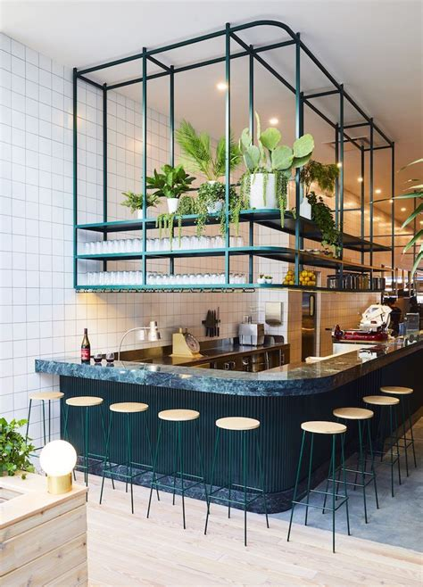 mini table cuisine best 25 small restaurant design ideas on