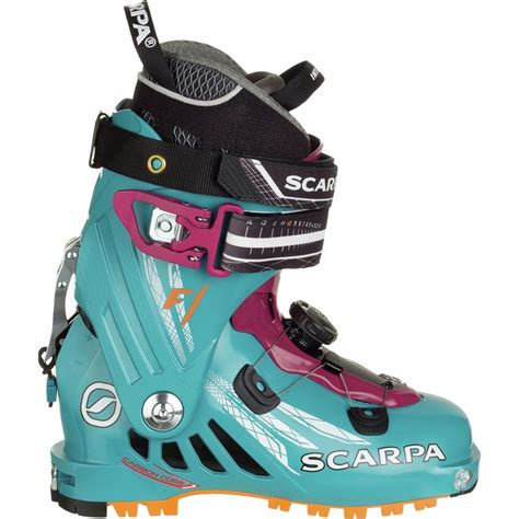 scarpa  alpine touring boot womens backcountrycom