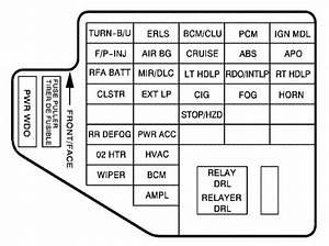 Wiring Diagram For Pontiac Aztek 1849 Gesficonline Es