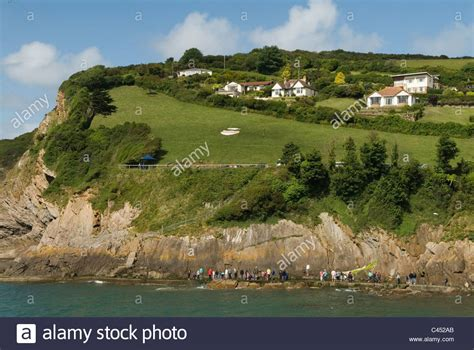 Combe Martin Devon Exmoor Uk Holidaymakers Holiday
