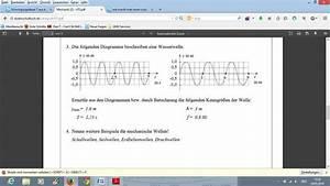 Frequenz Berechnen Physik : schwingungsdauer t aus einem x y diagramm ablesen physik wellen ~ Themetempest.com Abrechnung