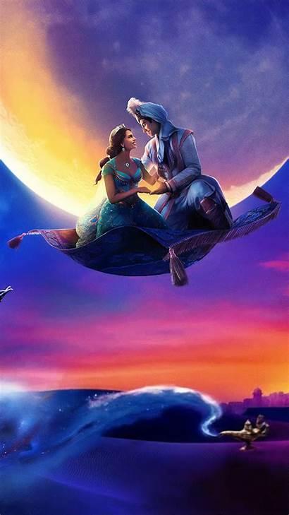 Aladdin Mobile Disney Massoud Mena Naomi Scott