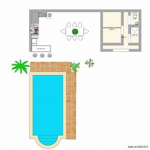 Pool, House, Piscine, Olivier