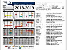 20182019 OPA School Calendar – Ogden Preparatory Academy
