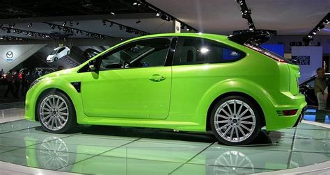 ford focus rs mk
