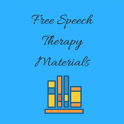 speech therapy materials speech  language kids