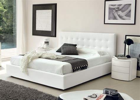 Bed With Headboard by Lisa King Size Bed Uk King Size Beds By Sma Mobili Italy