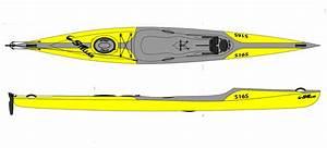 Power Stern Light Stellar 16 39 Surf Ski S16s Stellar Kayaks Usa