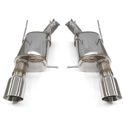 """Magnaflow Mustang 3"""" Street Axle Back Exhaust System (11"""
