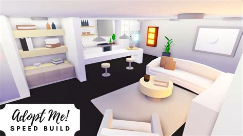 How To Make A Modern Futuristic House In Adopt Me
