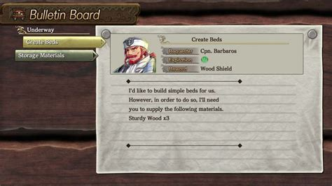 Boat Building Quest Ys Viii by Ys 8 Lacrimosa Of Side Quest Guide