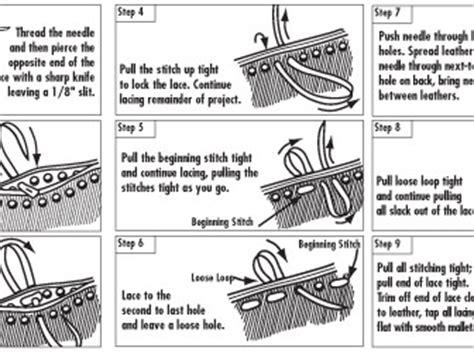 réparer canapé cuir déchiré comment coudre a la un trou
