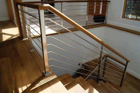 Interior Stainless Rod Railing