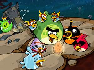 Angry Birds Space Pigs