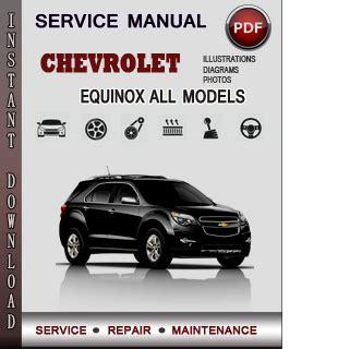 car service manuals pdf 2008 chevrolet equinox head up display chevrolet equinox service repair manual download info service manuals