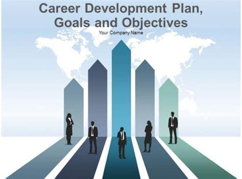career development plan goals  objectives powerpoint
