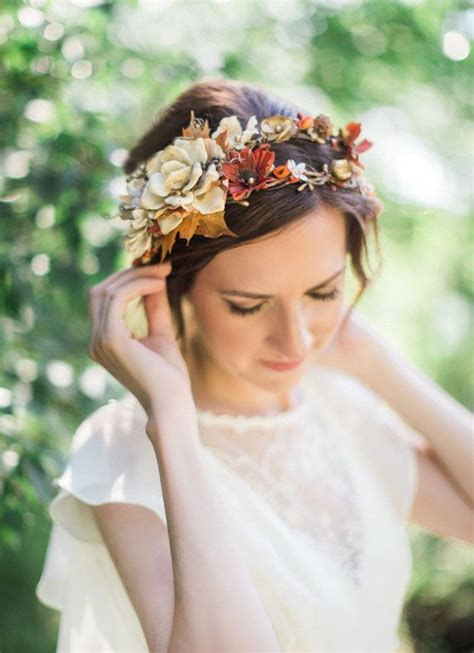 Best 25 Flower Headpiece Ideas On Pinterest Bridal Hair