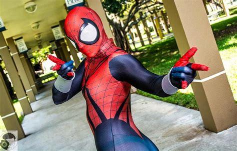 spider girl cosplay  maskripper