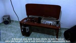 Amplificador Gradiente Model 126 De 78