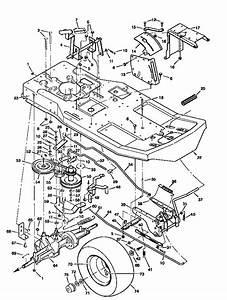 Craftsman 10 Hp 30 U0026quot  Mower  Mulcher Parts