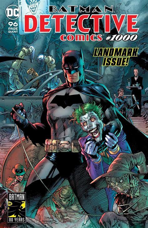 comic book review detective comics