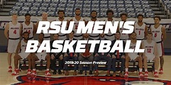 2019-20 Men's Basketball Preview - Rogers State University ...