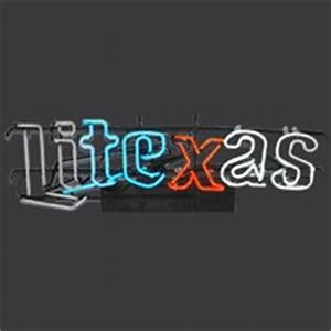 Miller Lite Texas Neon Sign