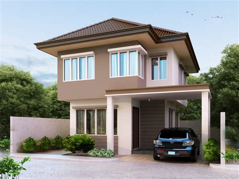 Two Story House Plans Series Php2014003