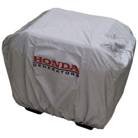 honda eu3000is generator silver cover with honda logo