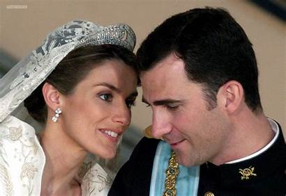 Spain Felipe Prince Crown Royalty Magazine Weddings
