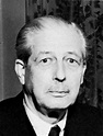 Harold Macmillan   prime minister of United Kingdom ...