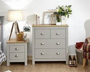 Lancaster 2   2 Drawer Chest Assembly Instructions  Gfw