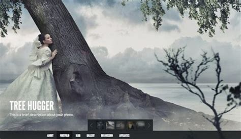amazing wordpress photography portfolio theme gleam