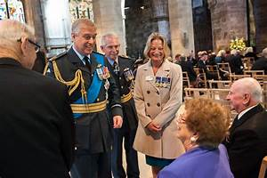 HRH Prince Andrew St Giles Battle of Britain