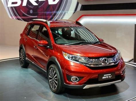 Honda Brv Facelift 2020 by 2018 Honda Br V Review India Launch Prototype Release Date