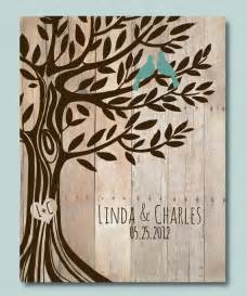 unique wedding gifts for couples personalized wedding gift birds tree engagement gift anniversary gift for couples poster