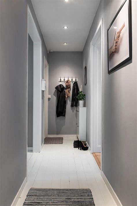 deco salon peinture mate pour le couloir