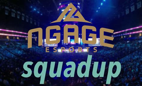 ngage esports announces squadup ticketing partner esports