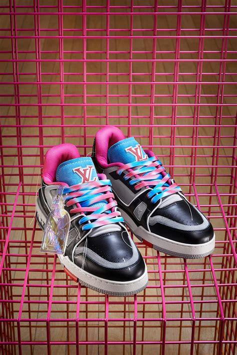Louis Vuitton révèle une collection footwear