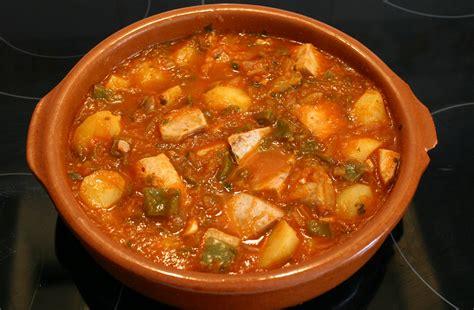 vivolta tv cote cuisine recette basque le marmitako ragoût de thon le