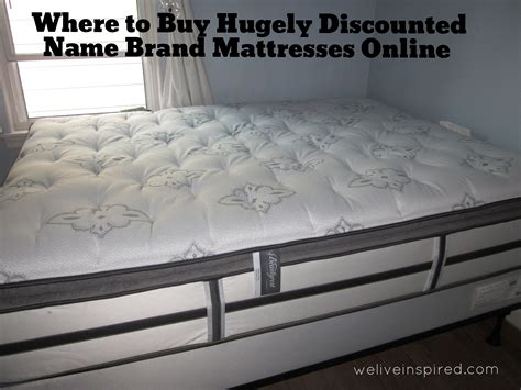 To Buy Bed Mattress by How To Get Name Brand Mattresses For Low Prices