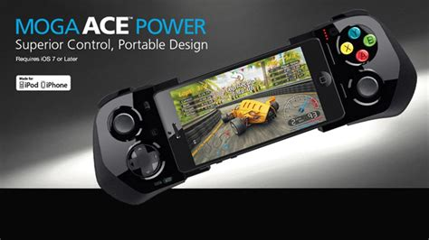 leaked moga ace power game controller tops   iphone