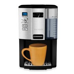 We graded each top pick in 5 key categories to find the undisputed #1. Cuisinart Coffee On Demand 12-Cup Coffee Maker Programmable