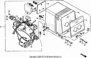 Honda Eg2200z A Generator  Jpn  Vin  Ge200
