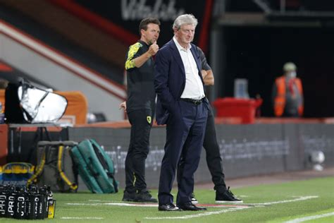 Hodgson comments on Zaha's Crystal Palace future but will ...
