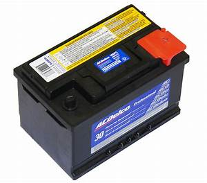 Ac Delco Battery 40RPS 05-10 Ford Mustang | eBay