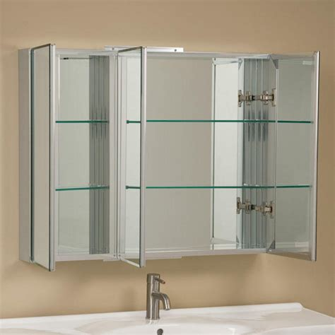 Recessed Mirrored Medicine Cabinets For Bathrooms by Recessed Mirrored Medicine Cabinet Bajawebfest